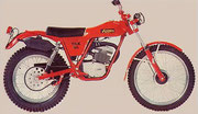Aspes Yak 125 Trial, 1976. Quelle: www.motorspecial.it