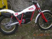 1984: Aprilia TX300, mit Rotax-Motor