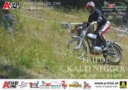 Seit 2008 Veranstalter von Klassik-Trials: Friedl Kaltenegger