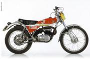"Bultaco Sherpa T ""Himalaya"", 350ccm, 1973. Image: www.bultaco.es"