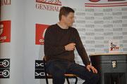 Moderations-Profi: Martin Sonnleitner. Image: www.otsv.at
