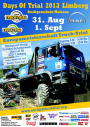 Days of Trial, Limberg, 31. Aug. - 1. Sep. 2013