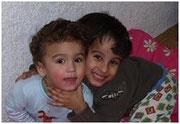 Abdullah and Samir