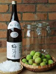 梅と梅酒用