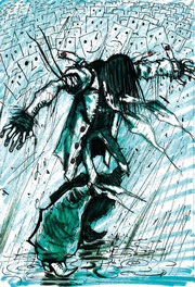 Bande dessinée Fenice anti-héro