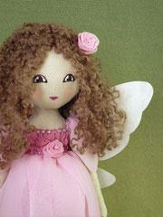 Коллекционная кукла Розалина