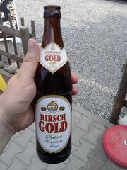 Der Hirschbräu - Hirsch Gold