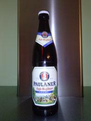 Paulaner Hefe Weissbier Hell Leicht
