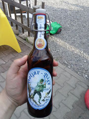 Der Hirschbräu - Holzar Bier