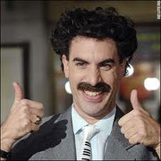 Le personnage Borat !