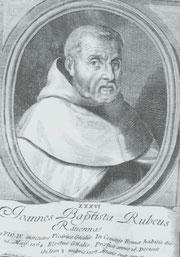 P. Generale del Carmelo G. B. Rossi