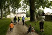 Avant ou après votre visite déjeuner dans une des salles du château