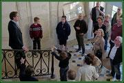 Visite guidée de groupe au Château des Princes de Condé