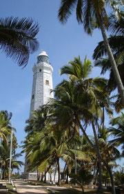 Leuchtturm bei Galle