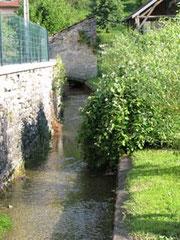 Le ruisseau de la Fontaine