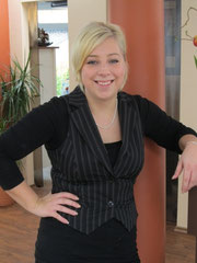 Jennifer Green - Auszubildende im 3. Lehrjahr zur Friseurin