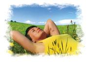 Tiefenentspannung als Teil einer logopädischen Stimmtherapie