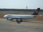 Airbus A300B4-600 © Andreas Unterberg