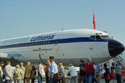 Boeing 707-430 © Andreas Unterberg