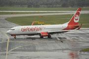ehem. Tochterunternehmen airberlin Turkey in DUS © Andreas Unterberg