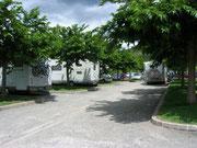 Aire de camping car Cahors