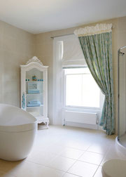 Redecoration to bathroom by Primrose Painting painters and decorators