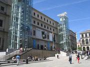Museo REINA SOFIA - Madrid