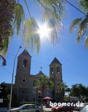 Die Kathedrale von La Paz