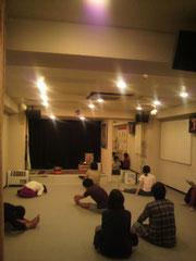 成瀬ヨーガ教室瞑想会