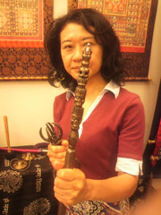 チベットの如意棒