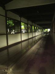 総持寺百間廊下