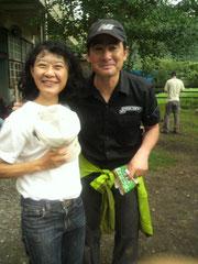 野口健さんとツーショット