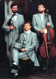 Die Peacocks in den 90er Jahren