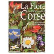 La Flore endémique de Corse - 1996