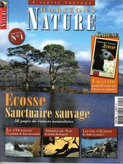 Horizons nature - n°1 - janvier- février 2005