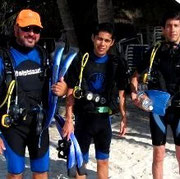 José Dive Instructor - Albertos Scuba Playa del Carmen