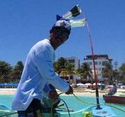 Gustavo Captain - Albertos Scuba Playa del Carmen