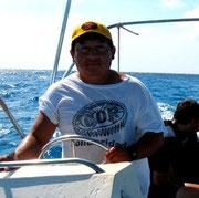 Javier Captain - Albertos Scuba Playa del Carmen