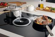 Küchentrend Kochfeldabzug