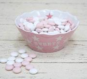 Krasilnikoff Sweets pink star