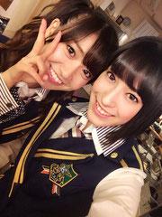 ひらりーと大島優子さん