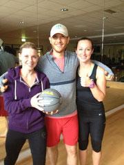 Bild: Speedball Fitness SM