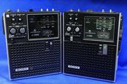 ICF-5500(右) と ICF-5500A(左)