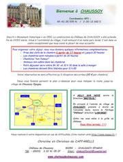 Informations pour votre séjour