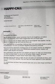 Waldek Hundepension  Dresden, Großenhain, Ortrand, Bernsdorf