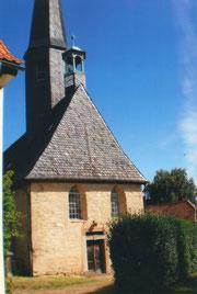 Kirche zu Mehna