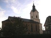 150 Jahre jung - die Großrödaer Kirche
