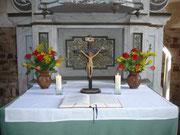 Geschmücker Altar (2012)