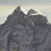 Gipfel des Gauri Shankar