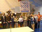 Les lauréats du Tournoi